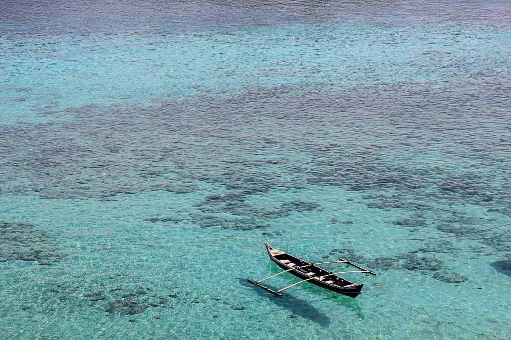Weh island time